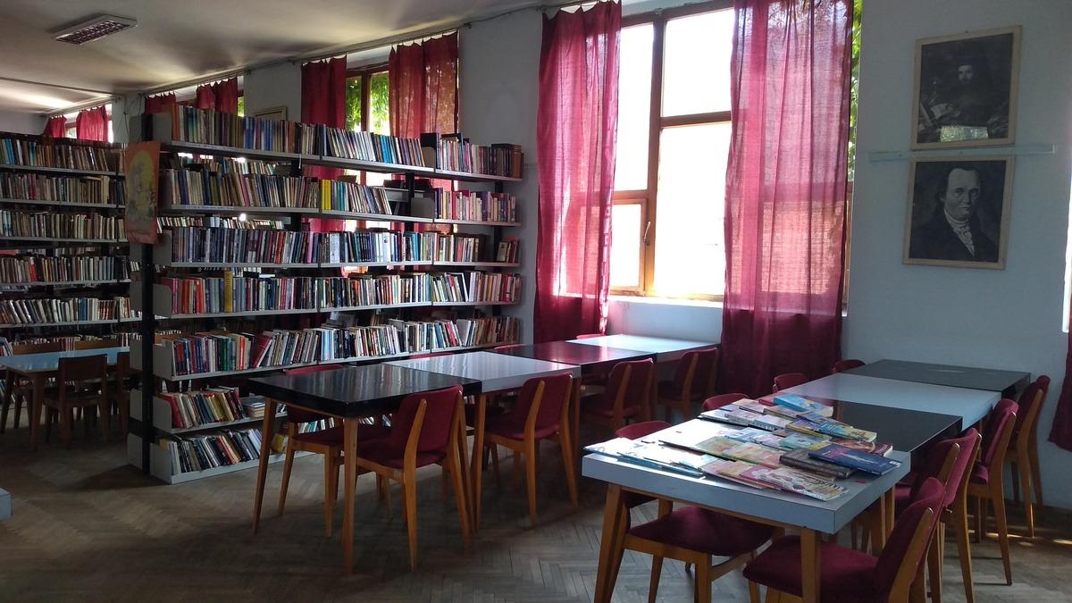 Biblioteka Vucje
